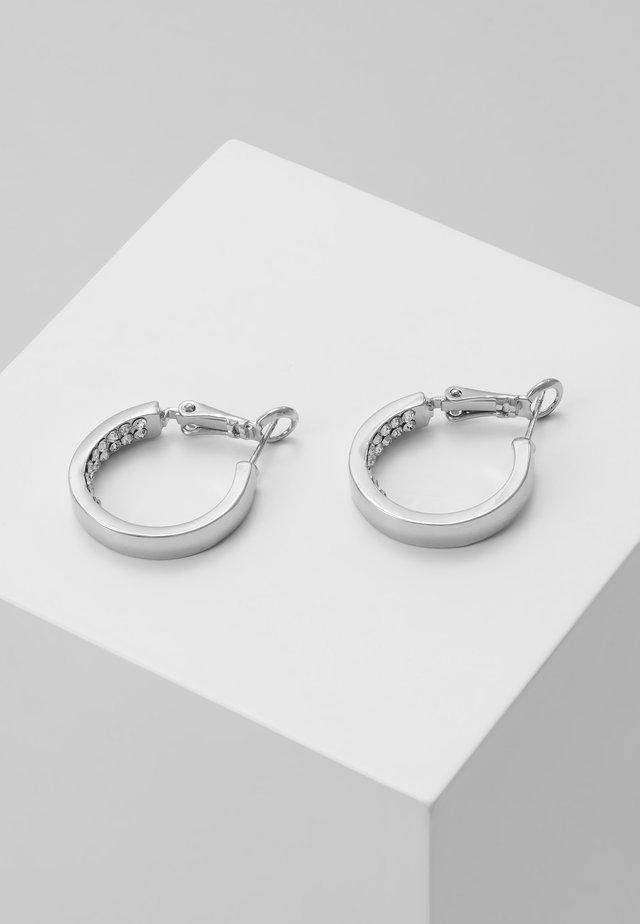 CASEY RING EAR  - Kolczyki - silver-coloured