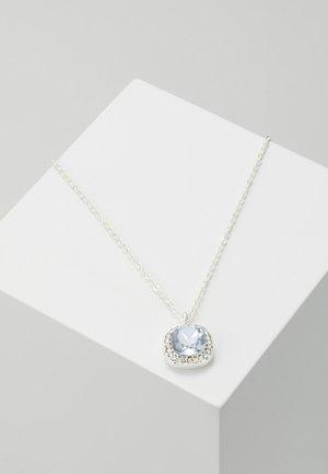 LYONNE PENDANT NECK - Náhrdelník - silver-coloured/light blue
