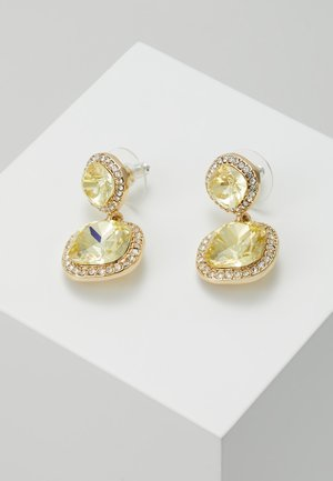 LYONNE PENDANT EAR - Earrings - yellow