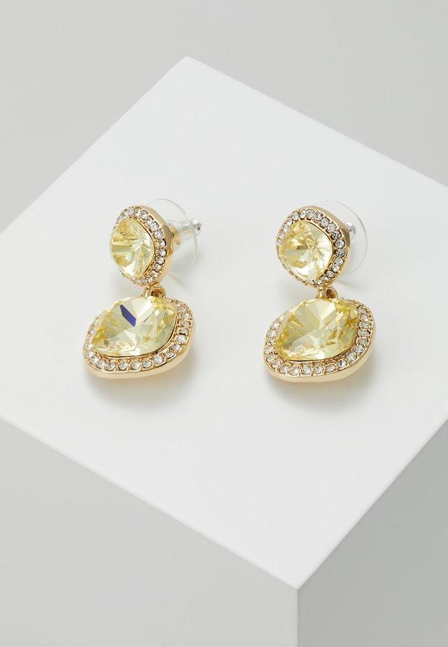 LYONNE PENDANT EAR - Korvakorut - yellow