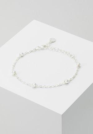 JUNE BRACE SINGLE PLAIN  - Armband - silver