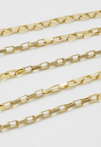 SNÖ of Sweden - CHASE YOU NECK - Ketting - gold-coloured - 2