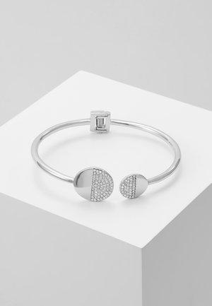 MARSEILLE COIN OVAL BRACE - Armbånd - silver-coloured