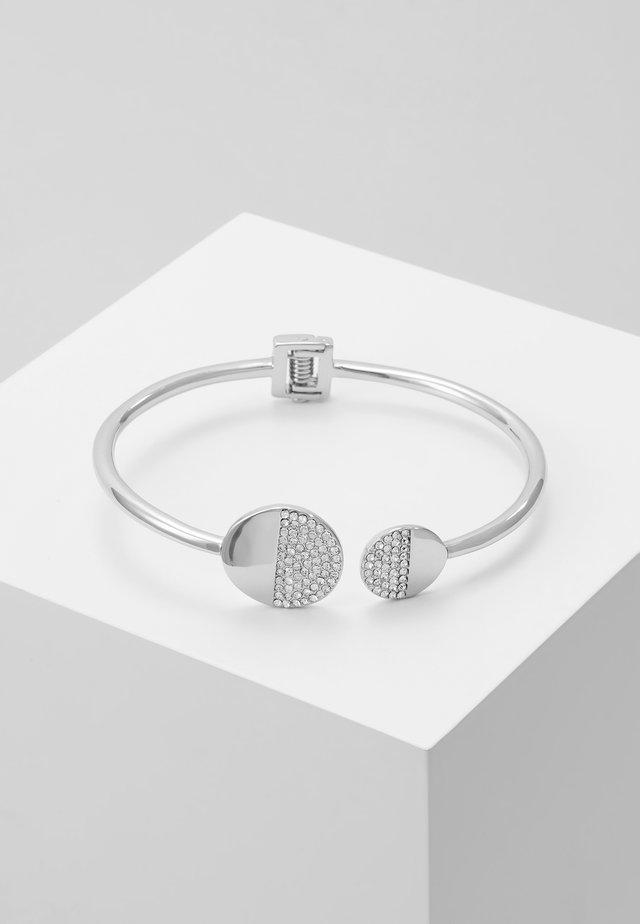MARSEILLE COIN OVAL BRACE - Armband - silver-coloured