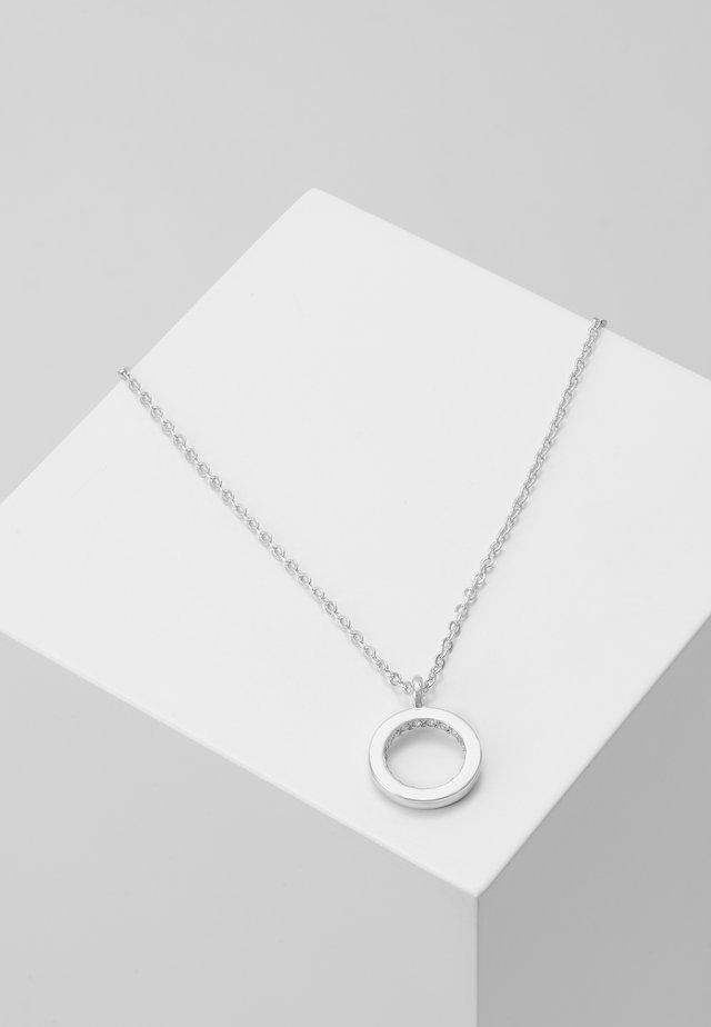 CASEY PENDANT NECK - Kaulakoru - silver-coloured