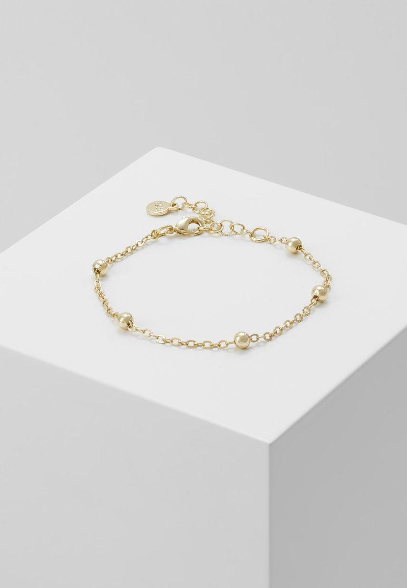 SNÖ of Sweden - JUNE BRACE SINGLE - Bracelet - gold-coloured