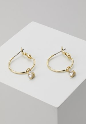 LYNN ROUND EAR - Oorbellen - gold-coloured