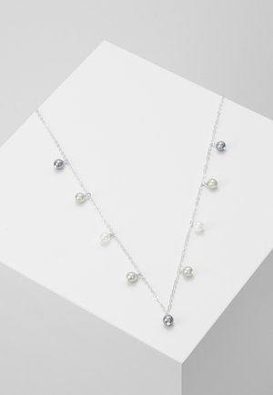 CHARM NECK - Necklace - silver-coloured