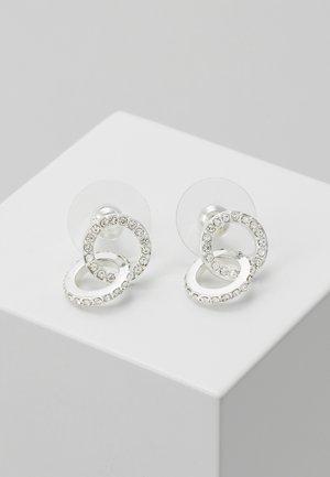 FRANCIS PENDANT EAR - Earrings - s/clear