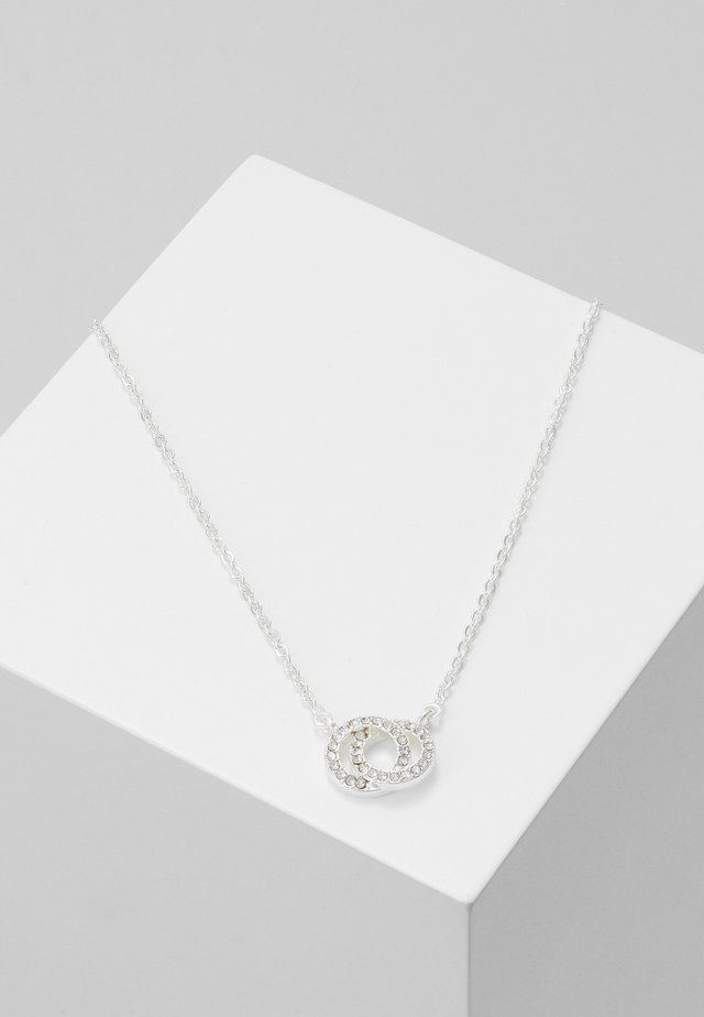 FRANCIS SMALL NECK CLEAR - Necklace - clear