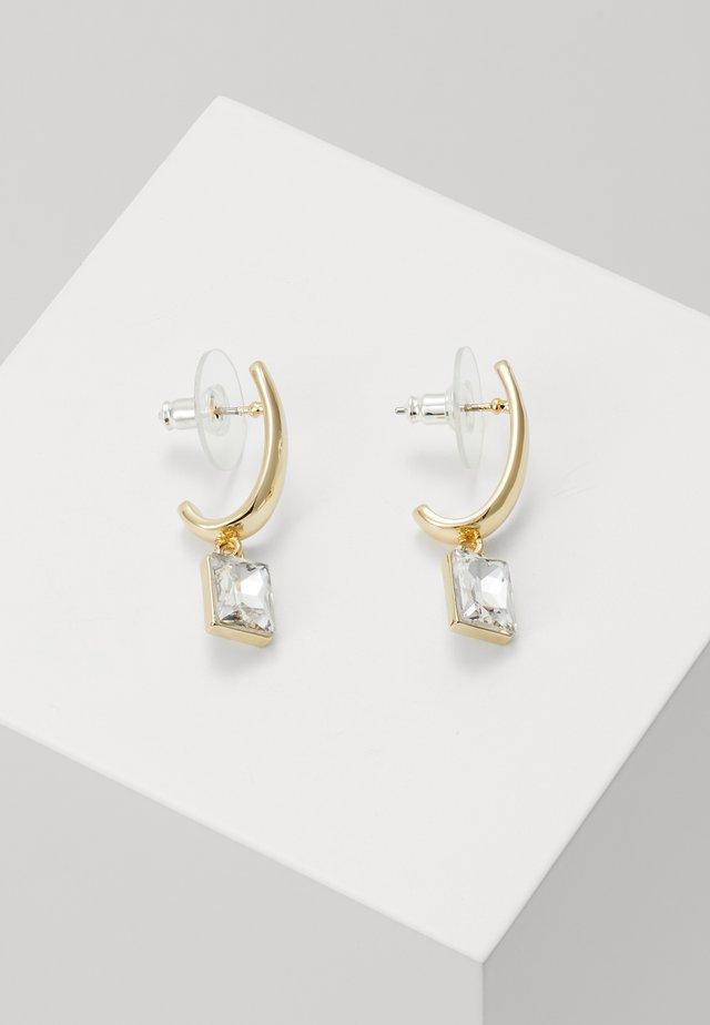 TRUE SHORT EAR - Boucles d'oreilles - gold-coloured