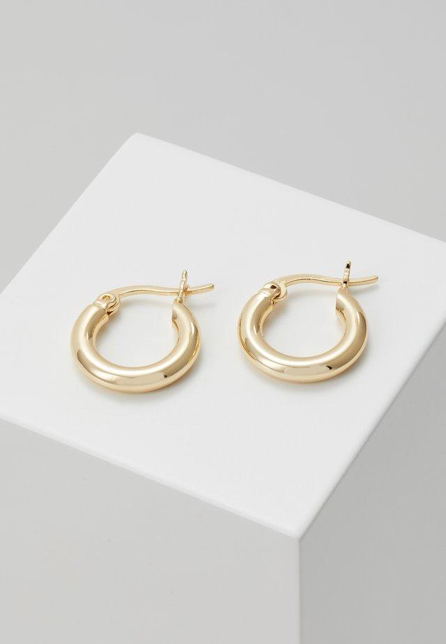 MINNA RING - Øreringe - gold-coloured