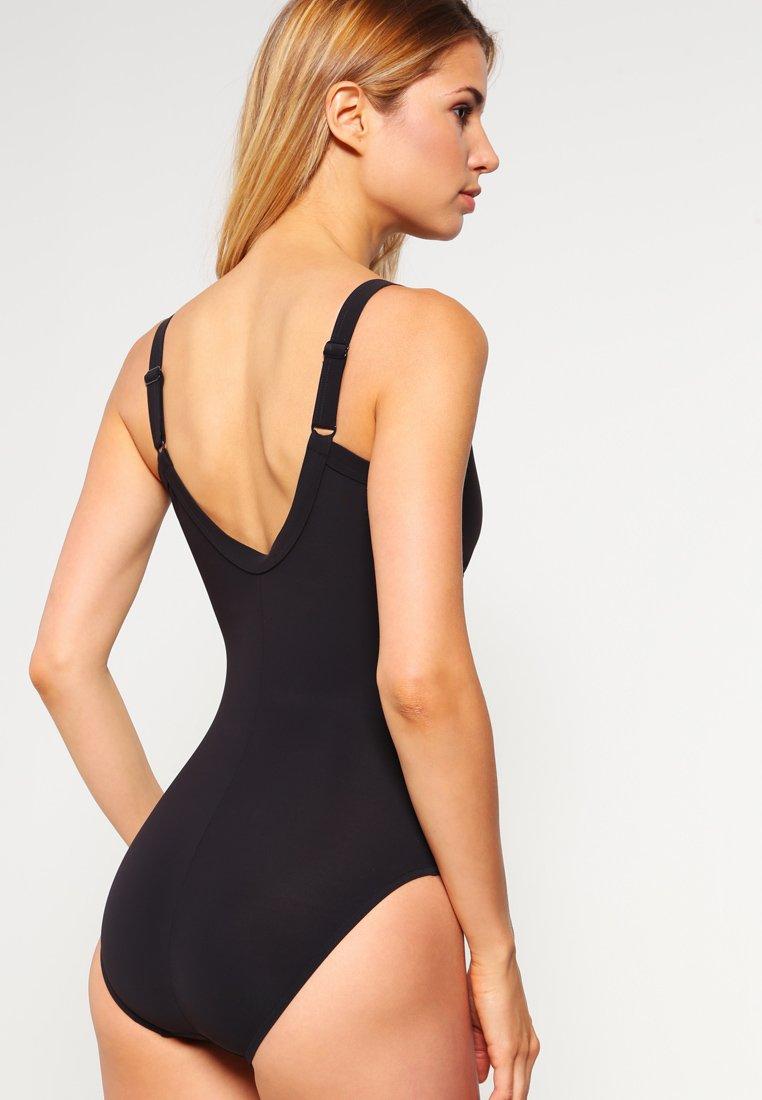 Speedo Kostium kąpielowy - black