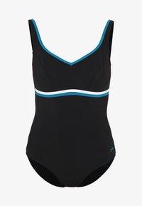 Speedo - CONTOURLUXE - Plavky - black/blue - 4