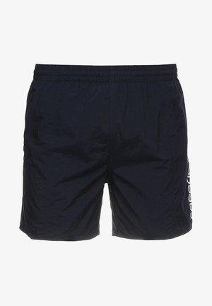 SCOPE WATER - Swimming shorts - navy/white