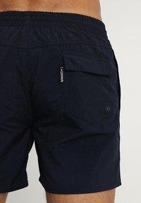 Speedo - SCOPE WATER - Swimming shorts - navy/white - 1