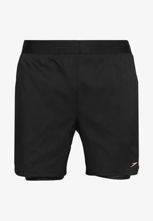 Zwemshorts - black/grey