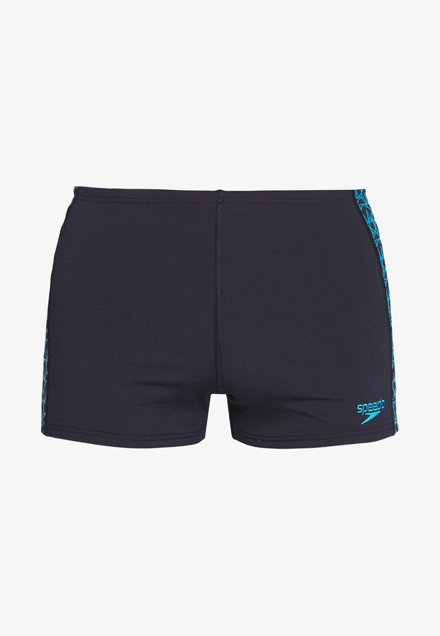 BOOMSTAR SPL ASHT - Badehose Pants - true navy/pool