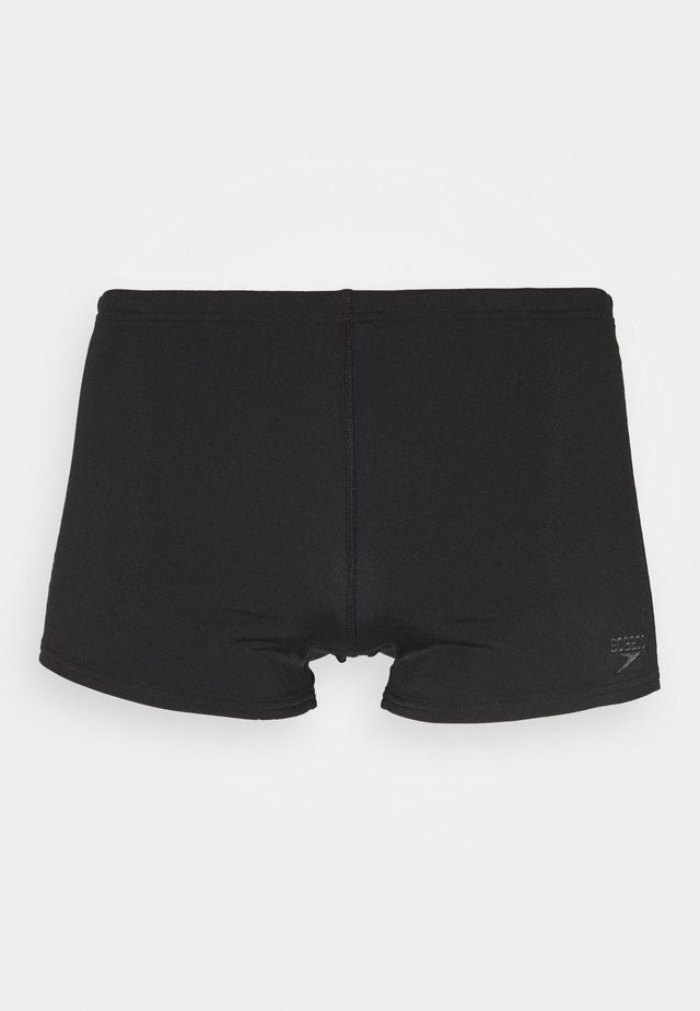 ESSENTIALS ENDURANCE AQUASHORT - Badeshorts - black