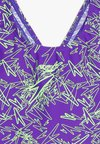 Speedo - BOOM - Baddräkt - purple/green