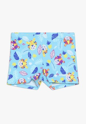DIGI - Badehose Pants - turquoise/yellow