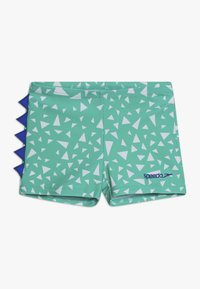 Speedo - CROC - Zwemshorts - emerald/beaut blue - 0