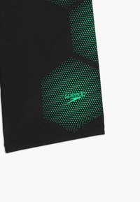 Speedo - TECH JAMMER  - Badehose Pants - black/green glow - 3