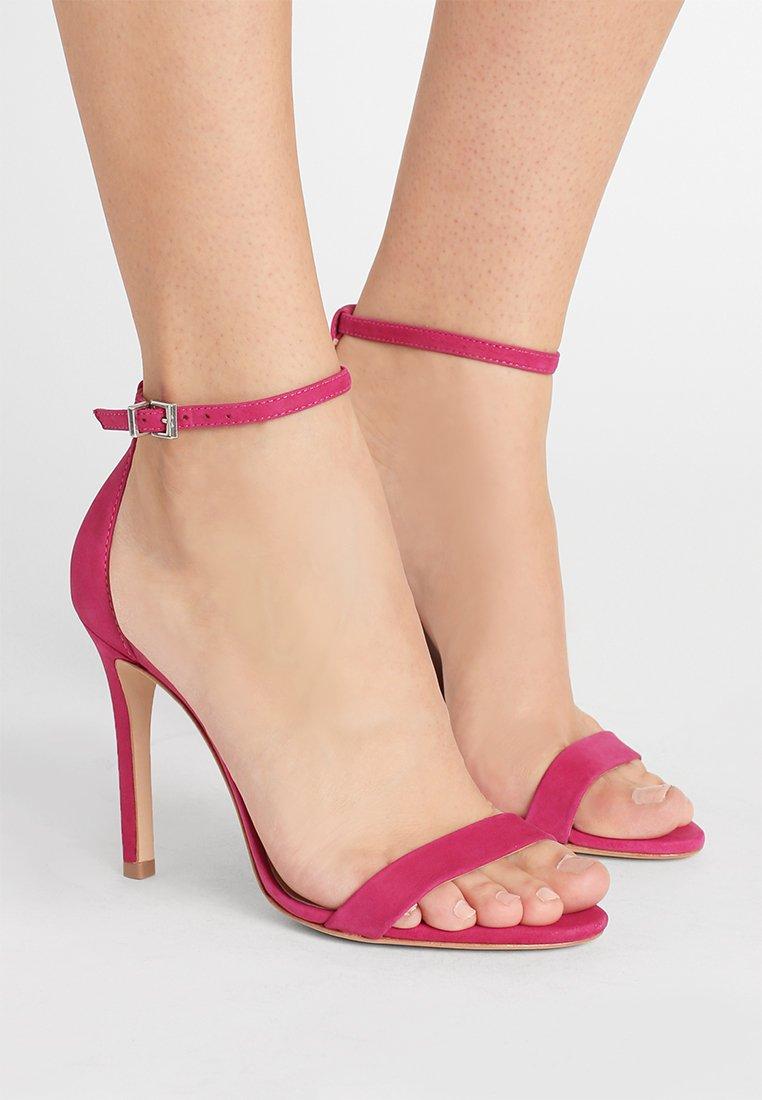 Schutz - Sandály na vysokém podpatku - bright rose