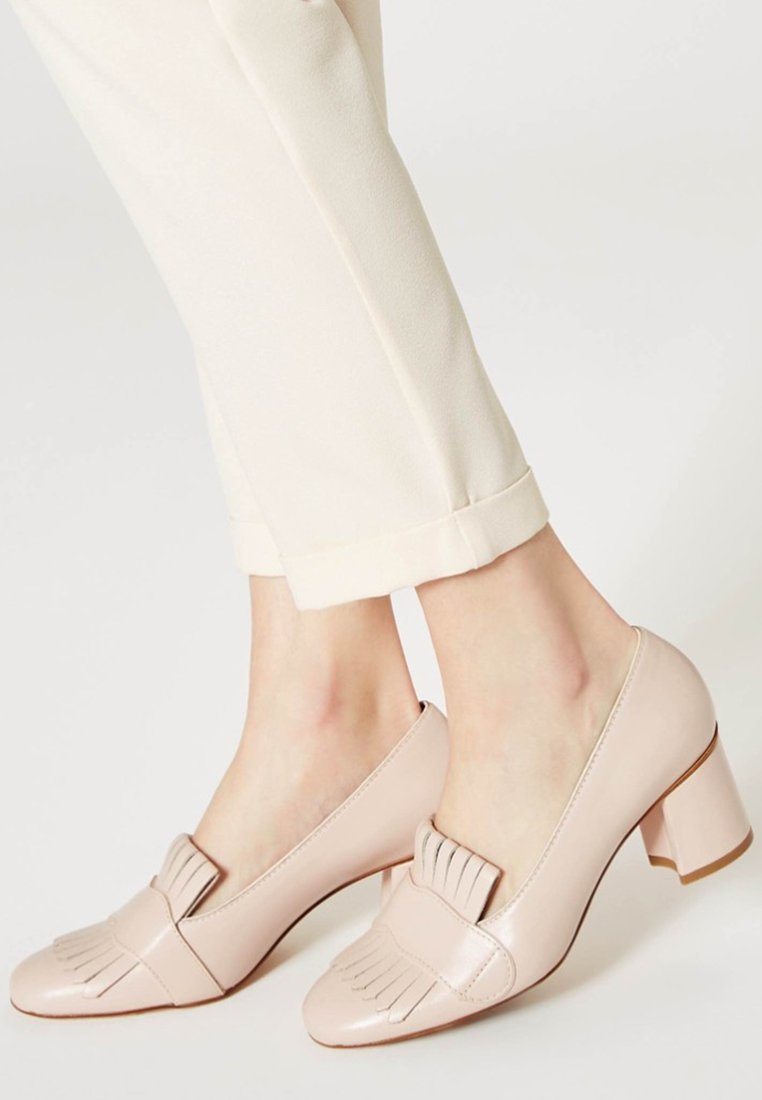 Usha - Ballet pumps - light pink
