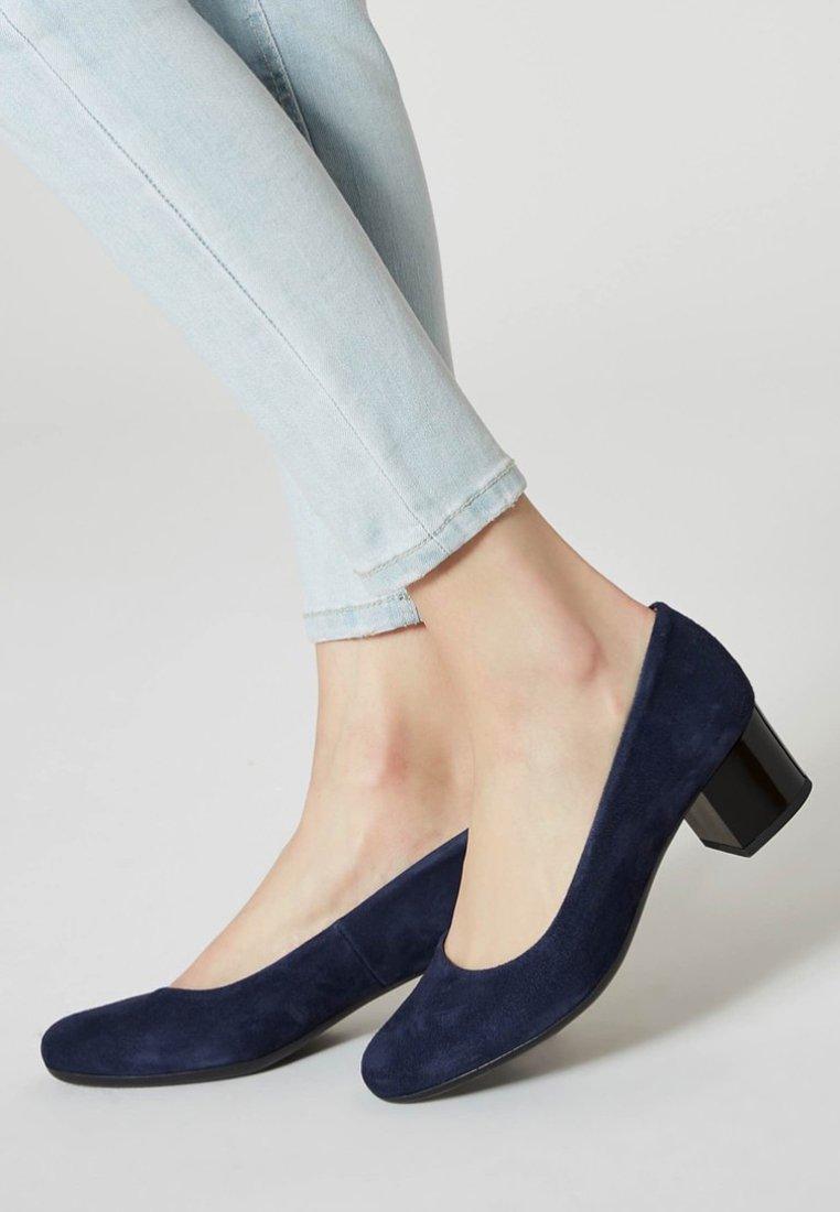 Usha - Classic heels - blue