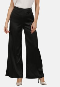 usha - Trousers - black - 0