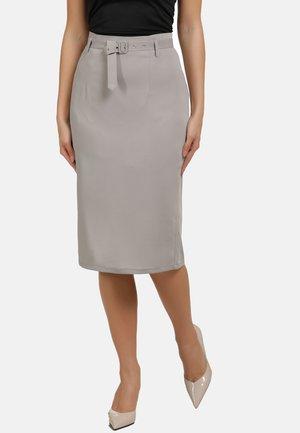 Falda de tubo - grey