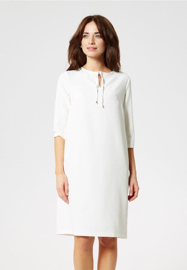 Usha - Day dress - white