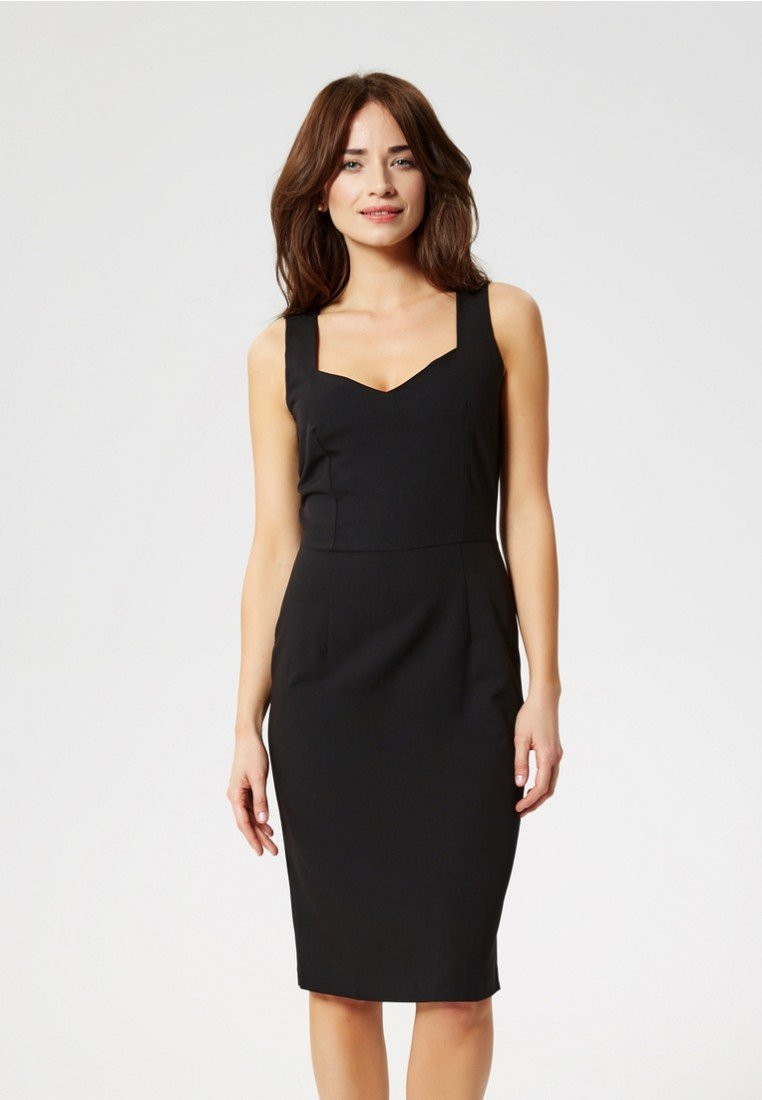 Usha - Shift dress - black