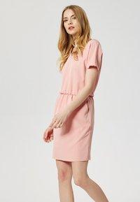 usha - Robe d'été - pink - 0