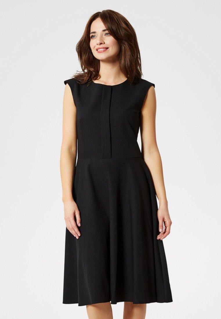 Usha - Day dress - black