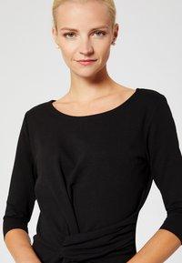 usha - Vestido ligero - black - 3