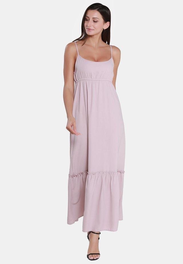 Maxiklänning - light pink