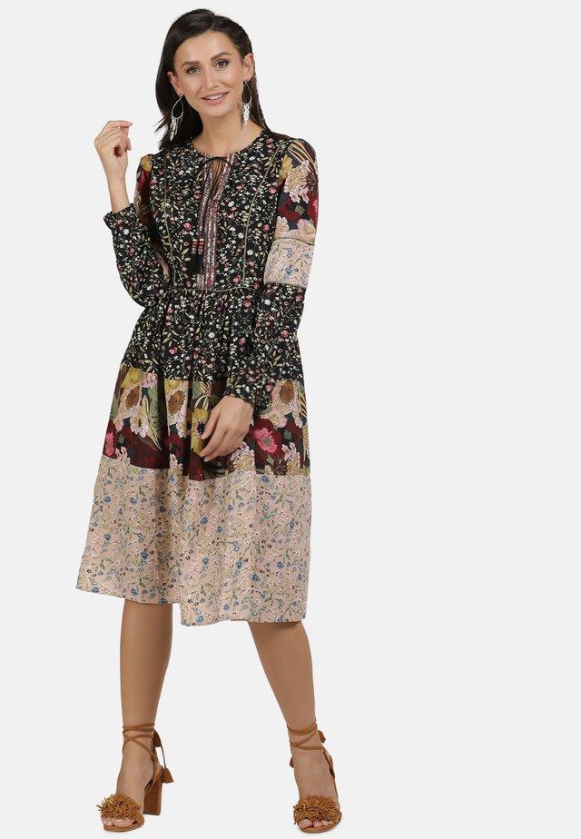 Sukienka letnia - multi coloured