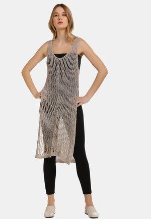 KLEID - Jumper dress - taupe