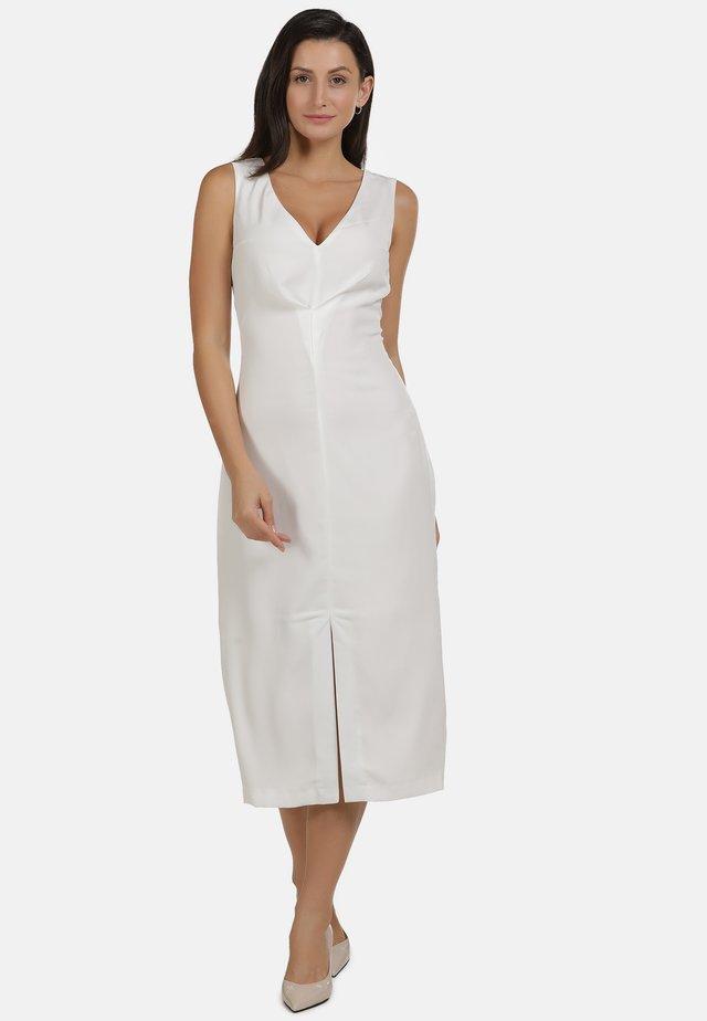 KLEID - Sukienka letnia - wollweiss