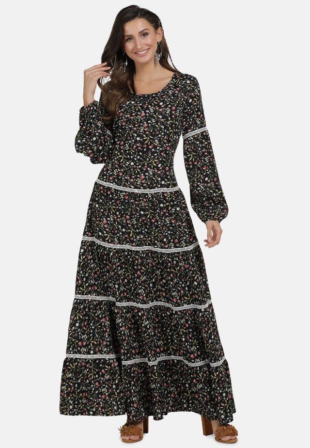 STUFENKLEID - Robe longue - multi-coloured