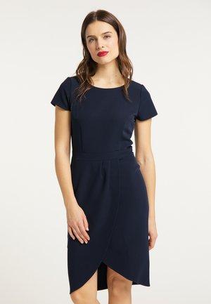KLEID - Shift dress - marine