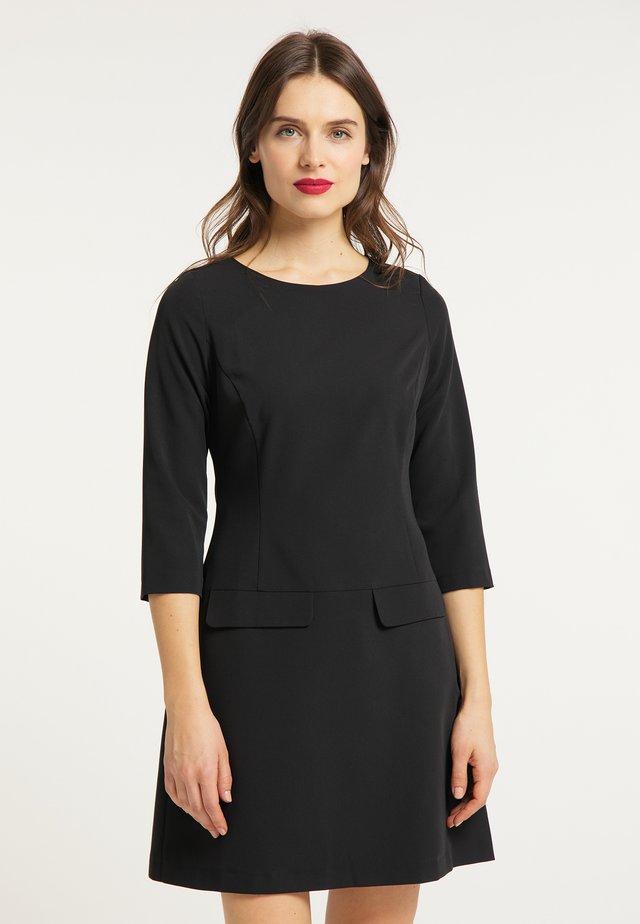 KLEID - Sukienka letnia - schwarz