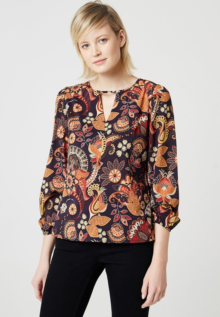 Usha - Blouse - multicoloured