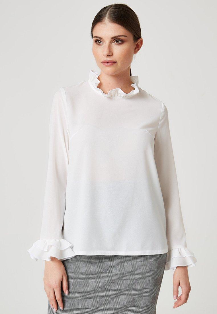 Usha - Blouse - off-white