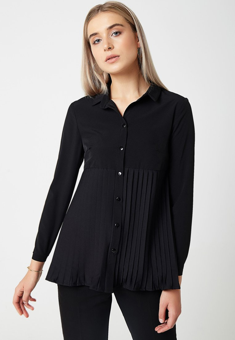 Usha - Overhemdblouse - black
