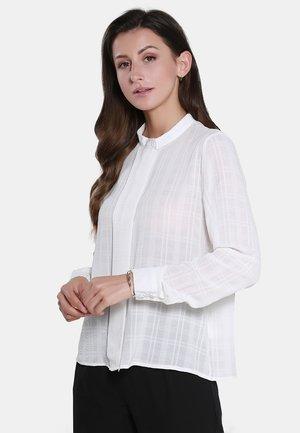 Blůza - woolen white