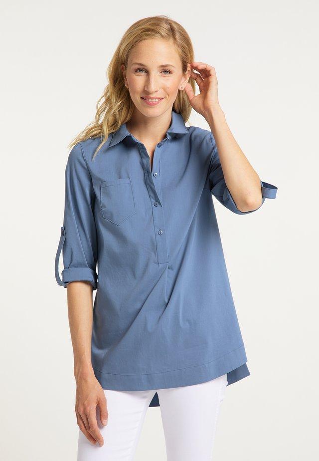 BLUSE - Koszula - blue