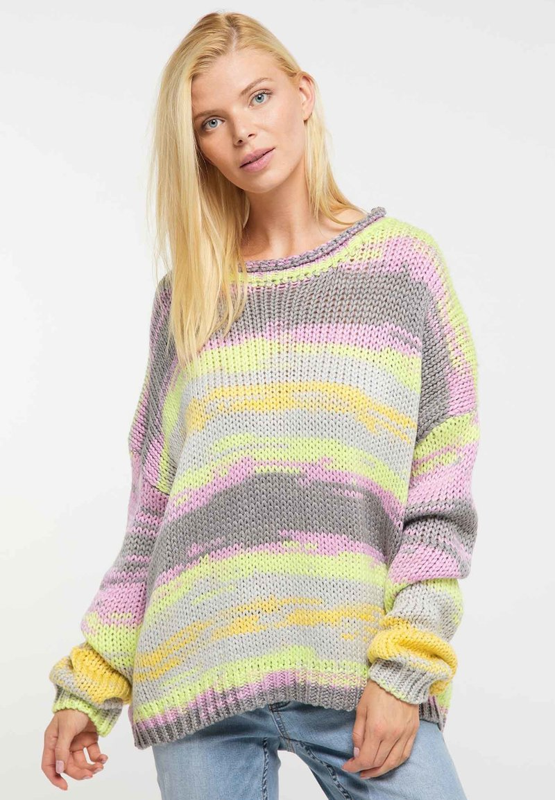 Usha - Maglione - multi-coloured